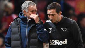 Harapan Mourinho Untuk Lampard, Jelang Tottenham Hotspur vs Chelsea