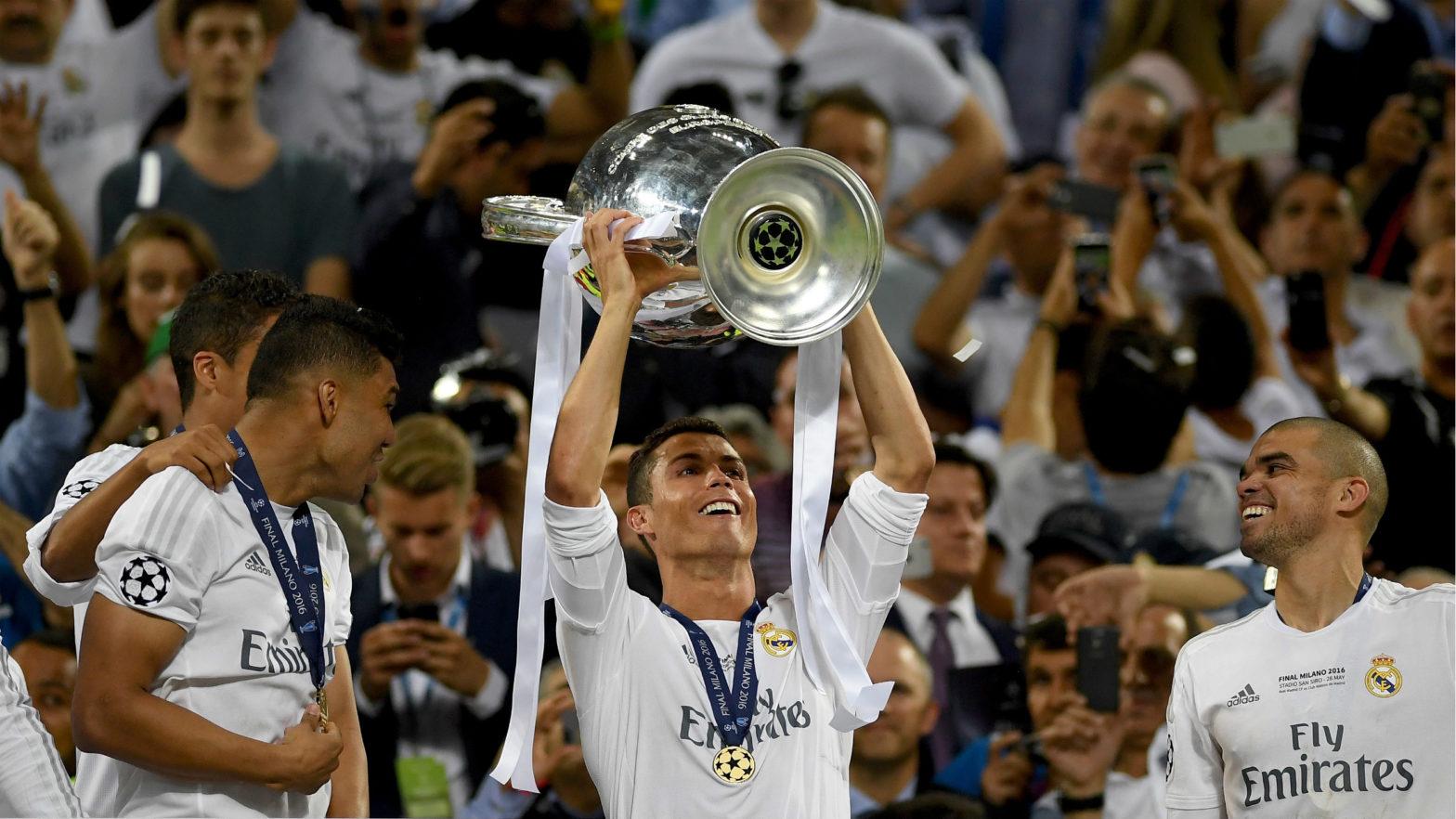 Pembelian Pemain Sepakbola Terbaik Real Madrid
