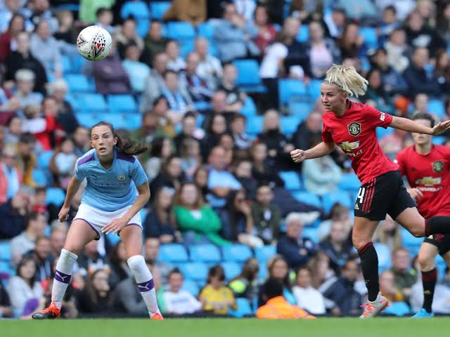 Manchester United Women 2 Manchester City Women 3